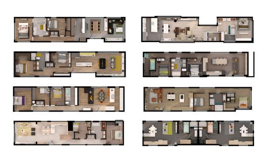 MaisonModulaire-Plans